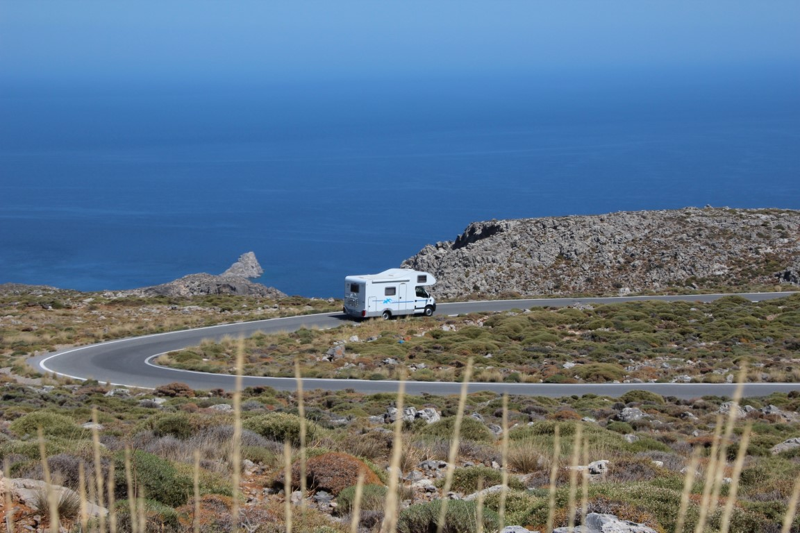 East Crete, calm and unexplored